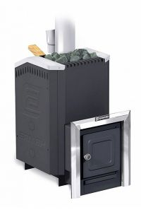ERMAK 16 СТАНДАРТ (сталь) с парогенератором и зк