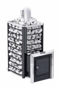 Ермак 20 Сетка Стандарт (сталь) с парогенератором