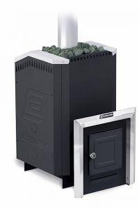 Ермак 20 Стандарт (чугун) с парогенератором и зк