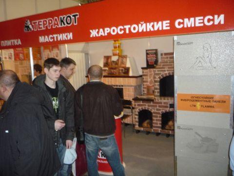 Фоторепортаж Салон Каминов 2014 (часть 5, заключительная) : российские производители