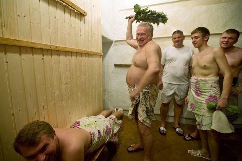 Как работать веником в бане, чтоб по-кайфу было?